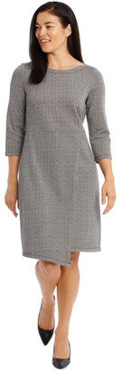 Regatta Boat Neck Dress