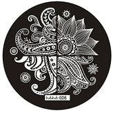 Willtoo 2016 Hot Sell Cute Pattern Nail Art Image Stamp Stamping Plates Manicure Template 006