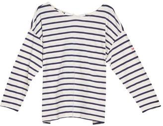 Levi's Cora Sailor Long Sleeve T-Shirt (Plus Size)