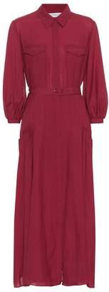 Gabriela Hearst Woodward wool and cashmere dress