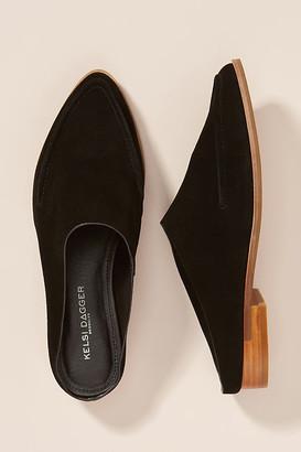 Kelsi Dagger Brooklyn Stillwell Mules By in Black Size 10