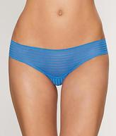 Cosabella Sweet Treat Shadow Stripe Thong Panty - Women's