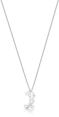 Disney by Couture Kingdom Girls Stainless Steel Chain Necklace of Length 34cm DSC004