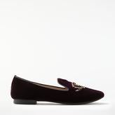Boden Violetta Embellished Loafers