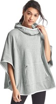 Gap Fit hooded poncho