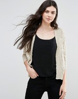 Vero Moda Open Knit Cardigan