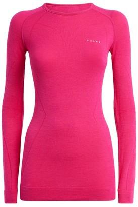 Falke Long-Sleeved Wool-Tech Top