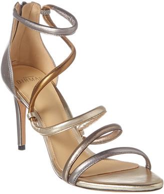 Alexandre Birman Gianny 75 Leather Sandal