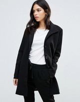 B.young Funnel Neck Jacket