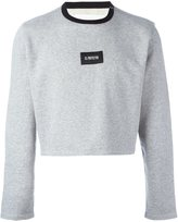 Our Legacy 'Super Cropped' sweatshirt