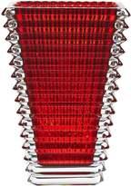 Baccarat Rectangular Eye Vase