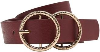 M&Co Double ring belt