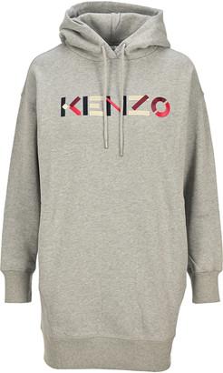 Kenzo Hoodie Dress
