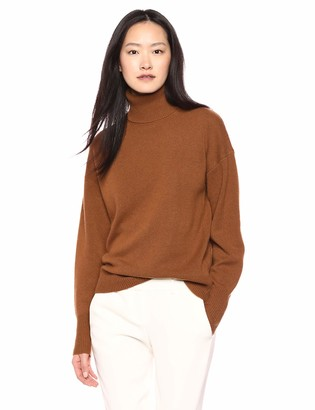 Theory Women's Drop Shoulder Turtleneck Sweater