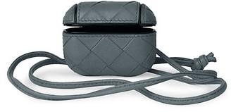 Bottega Veneta Intrecciato Leather Airpod Bag