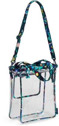 Vera Bradley Clearly Colorful Stadium Tote Bag
