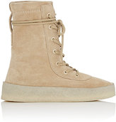 Yeezy MEN'S CREPE-SOLE BOOTS