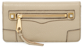 Rebecca Minkoff Regan Leather Snap Wallet