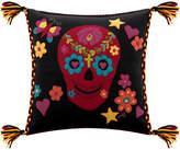 Jan Constantine Fiesta Skull Cushion