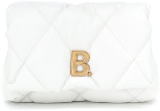 Balenciaga Touch Small leather clutch