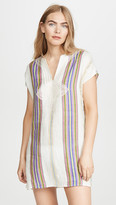Tory Burch Striped Short Tunic