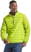 Gap ColdControl Lite stretch puffer pullover