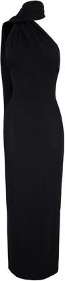 Aya Muse Electra Low-Back Jersey Maxi Dress