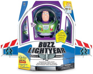 Toy Story Buzz LightyearSpace Ranger Signature Collection