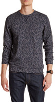 Ted Baker Furlow Printed Crewneck Sweater