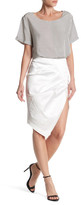 KENDALL + KYLIE Kendall & Kylie Front Slit Pencil Skirt