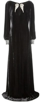 Roberto Cavalli Embellished Velvet Dress