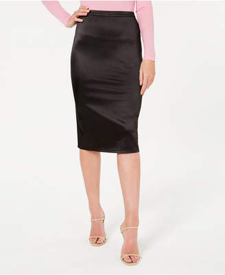 Material Girl Juniors' Midi Pencil Skirt