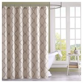 Nobrand No Brand Sereno Fretwork Shower Curtain