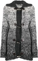 Dolce & Gabbana Pre Owned 1990s knitted duffle cardigan