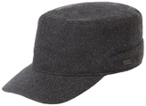 J By Jasper Conran Grey Melton Borg Lined Hat