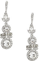 Givenchy Faux-Crystal Drop Earrings