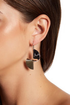 Argentovivo Spiral Threader Earrings