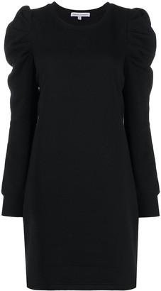 Rebecca Minkoff ruched sweater dress