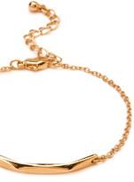 Forever 21 angular chain bracelet