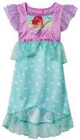 Disney Disney's The Little Mermaid Ariel & Flounder Dress-Up Nightgown