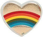 Anya Hindmarch Mini Heart Leather Sticker