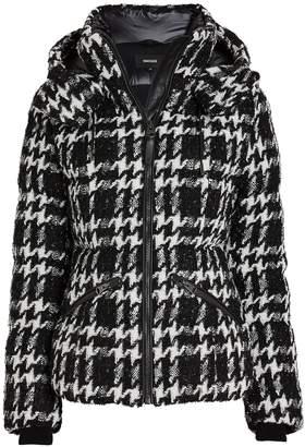 Mackage Madalyn Tweed Puffer Jacket
