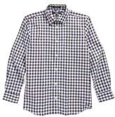 Nordstrom Gingham Sport Shirt