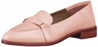 Aerosoles Women's South East Loafer Flat Pink Leather 5 M US