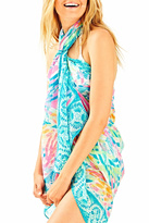 Lilly Pulitzer Seaspray Wrap Scarf