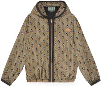 Gucci Disney x nylon jacket