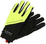 Gore Running Wear Fusion Gloves Neon Yellow/black