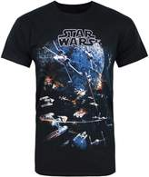 Star Wars Official Universe Men's T-Shirt (M)