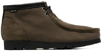 Clarks Atticus mid ankle boots