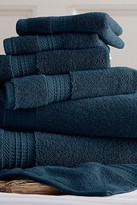 Amrapur 700 GSM Luxury Spa Collection 6-Piece Towel Set - Denim